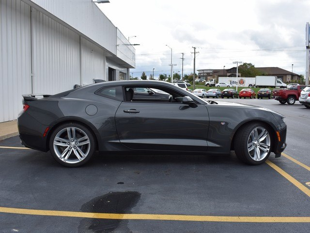 New 2018 Chevrolet Camaro 2SS Coupe in Aurora #N18043 | Ron Westphal Chevrolet