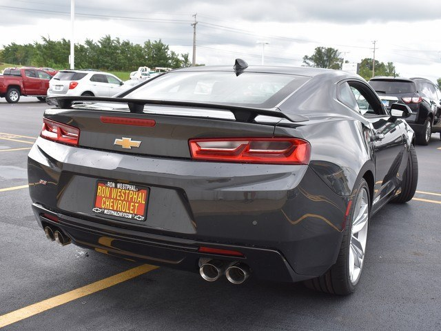 New 2018 Chevrolet Camaro 2SS Coupe in Aurora N18043  Ron