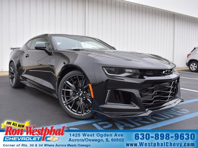 New 2019 Chevrolet Camaro Zl1 Coupe In Aurora N19018 Ron Westphal