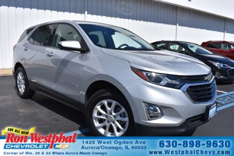 Certified Pre-Owned 2019 Chevrolet Equinox LT w/1LT
